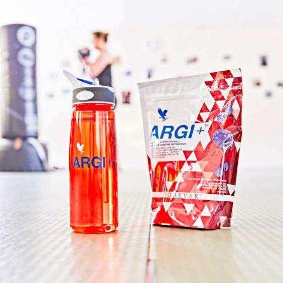 Argi + conține 5g arginină