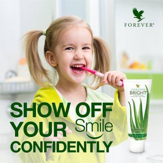Forever bright tothgel pentru copii