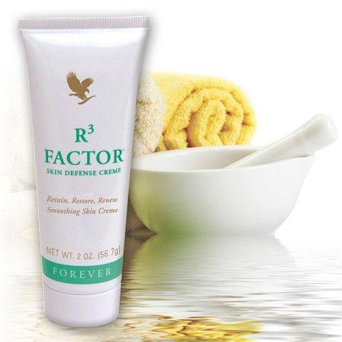 R3 Factor Skin Defense