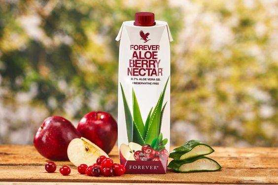 aloe berry nectar pentru tractul urinar