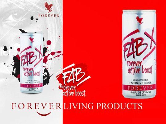 FAB X energy drink