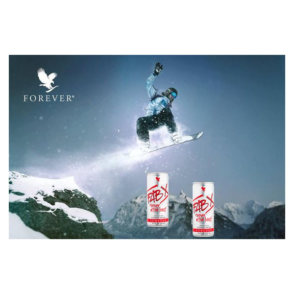 FAB X forever active boost X