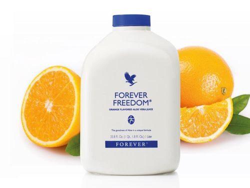 forever freedom portocale pentru articulatii sanatoase