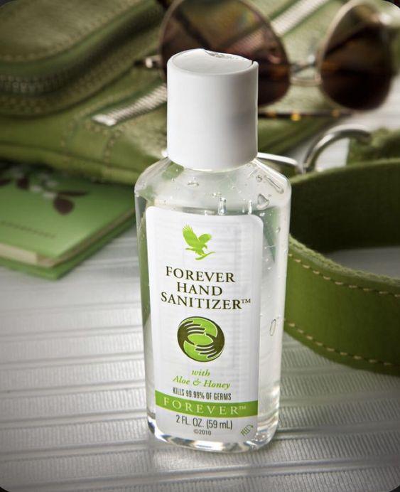 Forever hand sanitzer dezinfectant