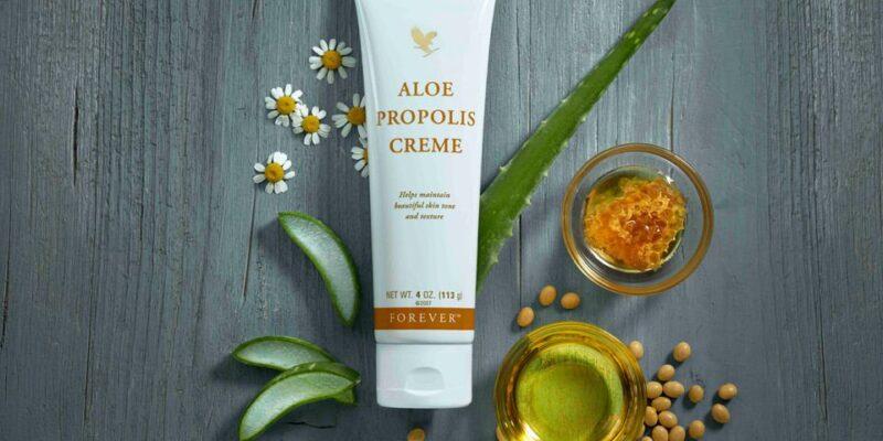 Aloe porpolis creme pentru acnee