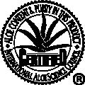 Certificatul de puritate aloe vera gel